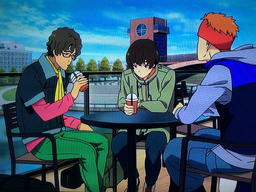 あ!映画「アオハライド」、月9「恋仲」のロケ地にもなった公園です。ついでに、アニメ「クロムクロ」にも登場した富山の憩いの