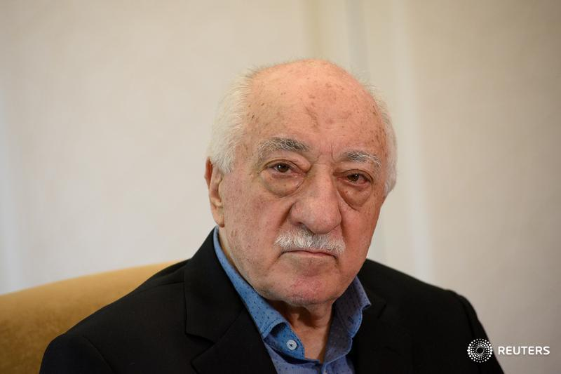 Cleric Gulen says he would not flee U.S. to avoid extradition to Turkey: