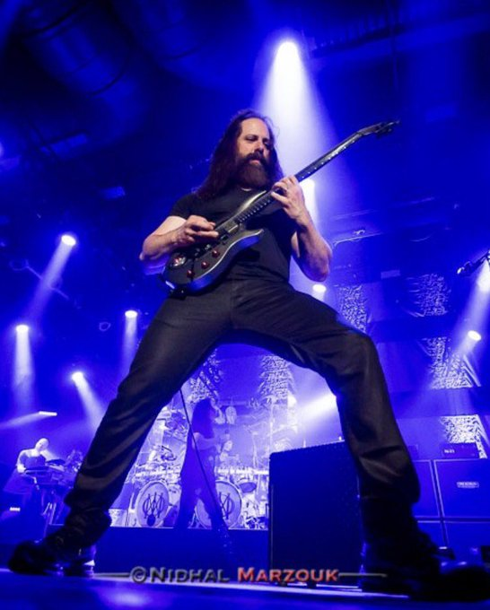 Happy Birthday to a Guitar God Mr John Petrucci