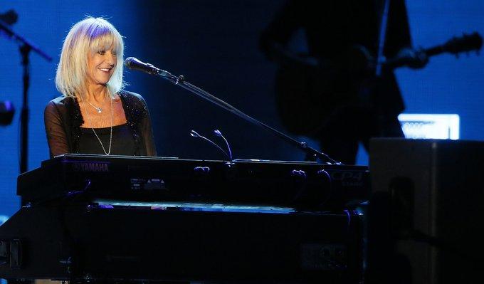 Happy Birthday Christine McVie (Fleetwood Mac) - July 12, 1943 - Say You Love Me . . .