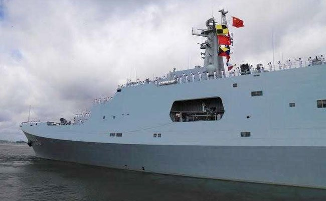 China Sends Troops To Its First Overseas Base in Djibouti, Africa