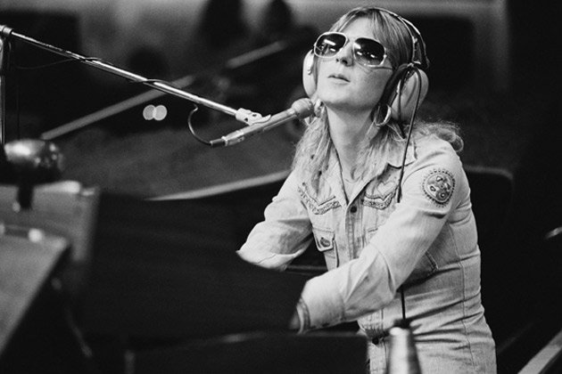 Happy birthday to keyboardist and co-vocalist, Christine McVie!