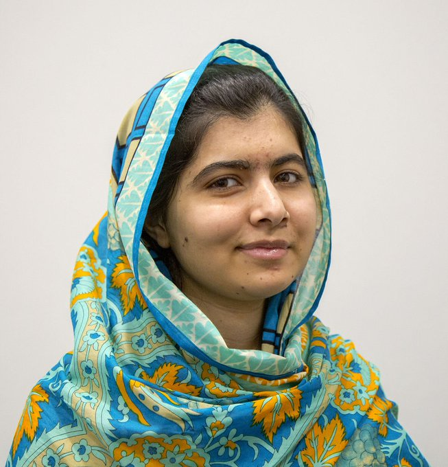 Happy Birthday Malala Yousafzai!!!