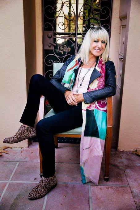 Happy Birthday to Fleetwood Mac\s Songbird Christine McVie!