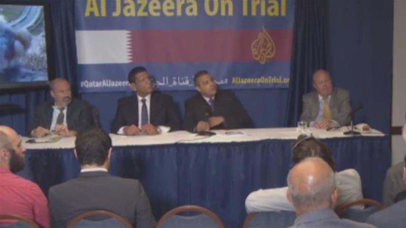 Ex-Al Jazeera staff 'linked to Egypt security agency'