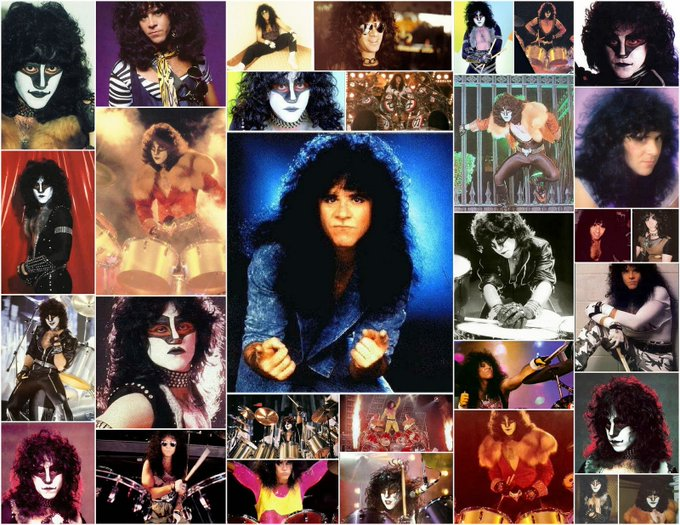 Happy Birthday Eric Carr
