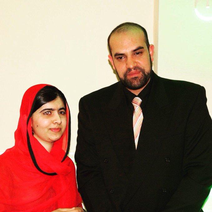 Happy birthday Malala Yousafzai.