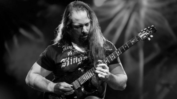 Happy birthday to John Petrucci, who is 50 today!