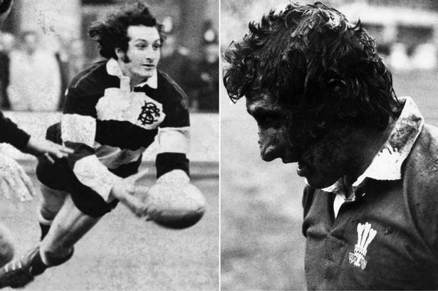 Happy 70th birthday Gareth Edwards - Wales\ most iconic sportsman
