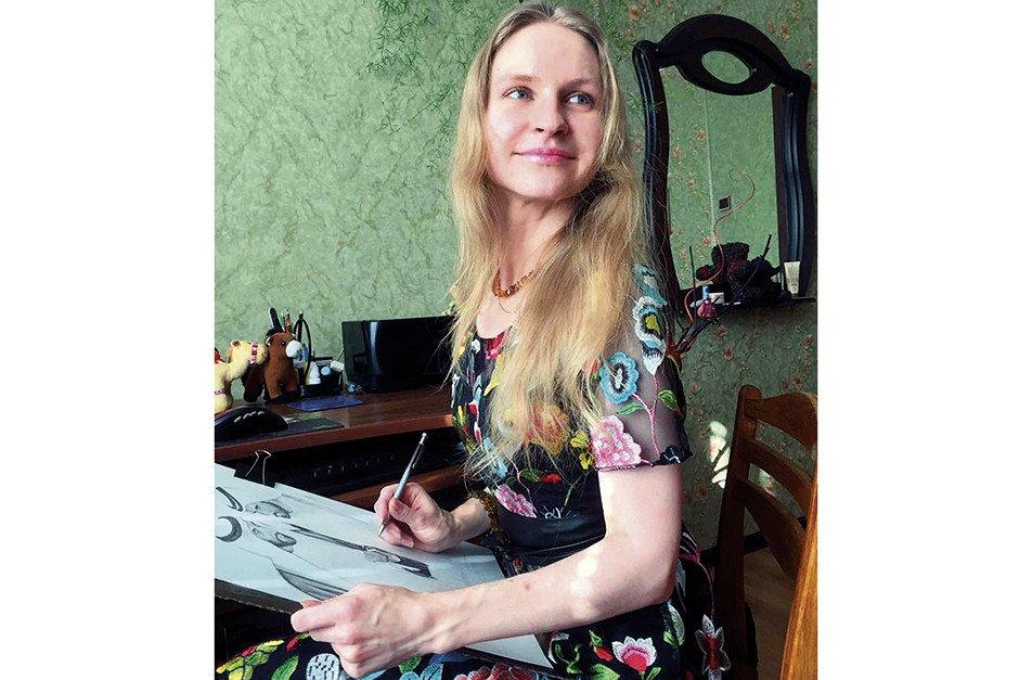 'My heart beats for the UAE': Artist in Belarus
