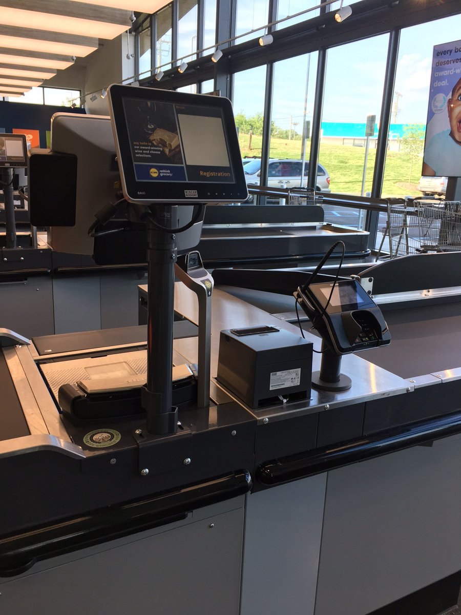 test Twitter Media - Visit a newly opened @LidlUS location near you and see how clean the #POS looks using #SpacePoleMounting https://t.co/ivMrku7SR2 https://t.co/5I4ab1b379