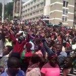 Nasa leaders heckled in Kabarnet town rally