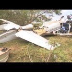 3 Citizen TV journalists survive after plane crash lands