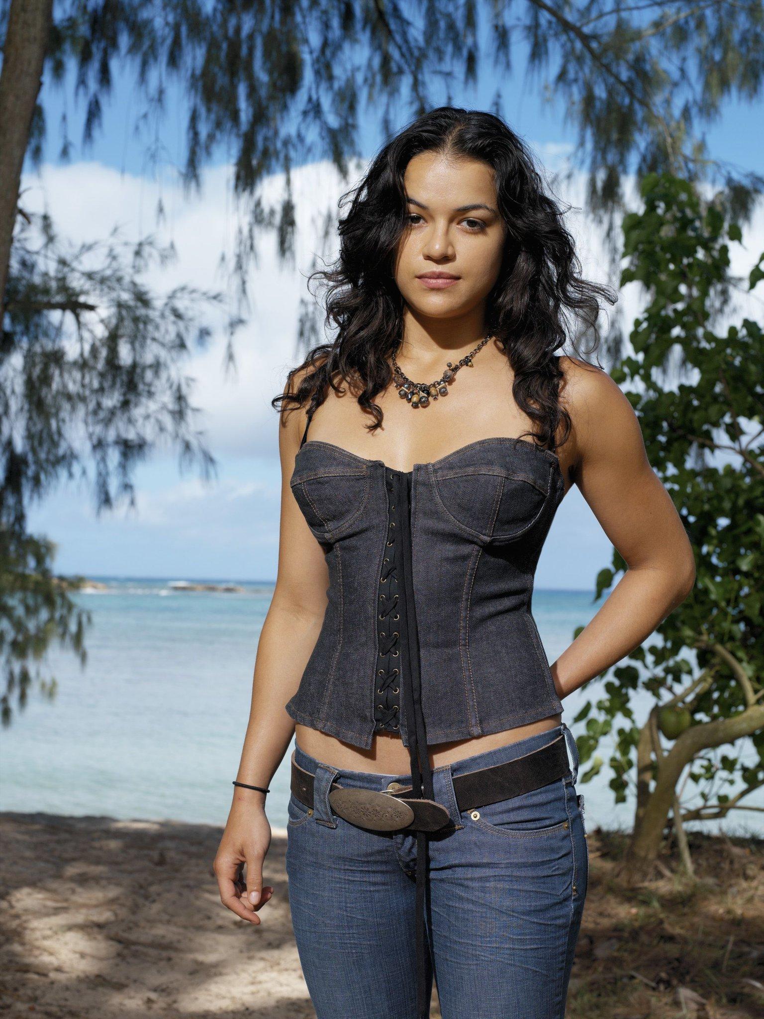 Happy Birthday to Michelle Rodriguez!
