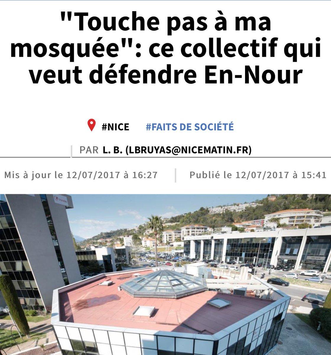 #TouchePasAMaMosquee