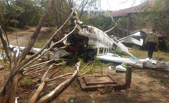 Get well soon, Raila Odinga sympathises with journalists injured in plane crash