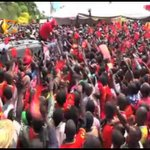 Pres. Kenyatta, DP Ruto address rallies in Homa Bay and Kisumu