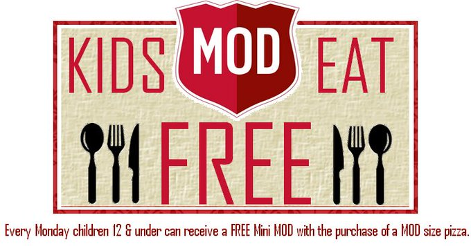 MOD Pizza $25 Gift Card Giveaway {ends 8/11/17}