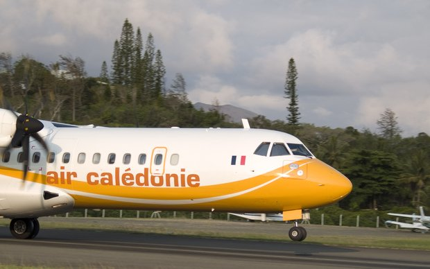 Strikes halts domestic flights in New Caledonia