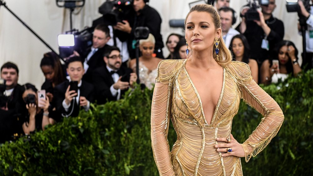 .@blakelively will play an assassin in a movie adaptation from the 'James Bond' producers