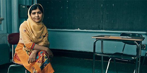 As 13 frases mais inspiradoras de Malala Yousafzai:  (Happy birthday, Thank you <3)