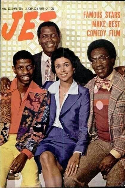 Happy Birthday Denise Nicholas and Bill Cosby!