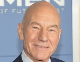 Happy birthday Patrick Stewart who be 77 this Thursday 13 July