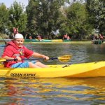 Free chance to learn kayak, SUP paddle strokes