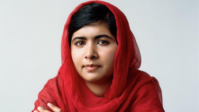 Happy birthday, Malala Yousafzai!!!