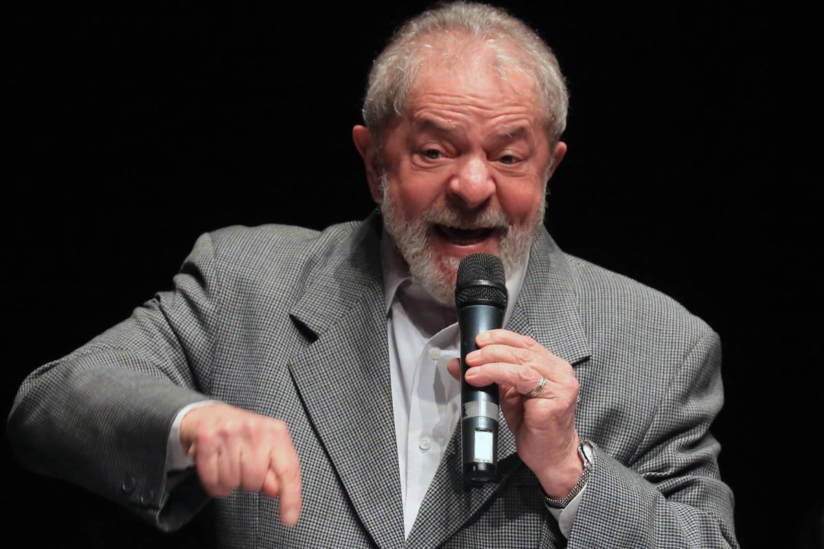 Lula, Brazil's former president, convicted of corruption