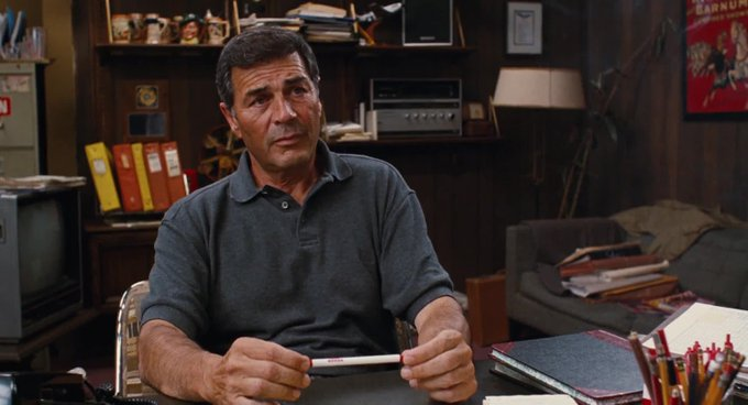 Happy Birthday to Robert Forster, who turns 76 today!
