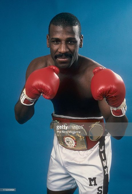 Happy Birthday to Michael Spinks, who turns 61 today!