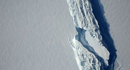 4 things you need to know about the iceberg that broke off Antarctica
