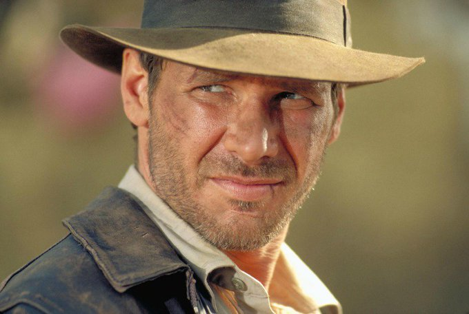 Happy birthday HARRISON FORD (July 13th 1942)