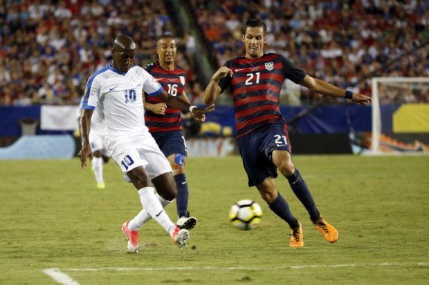 U.S. edge minnows Martinique in Gold Cup win