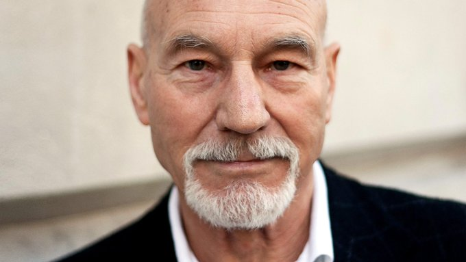 Patrick Stewart - Happy Birthday!