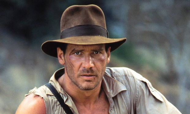 "Happy Birthday ""Indi\""    Harrison Ford       to the 75th."