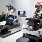 Virtual reality never seems so real at new game park in Tokyo