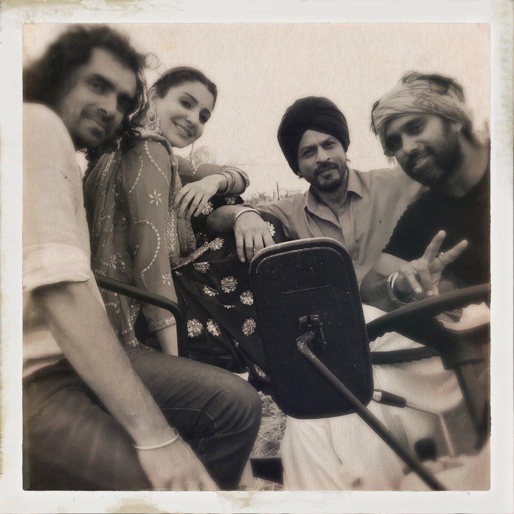 Jab Harry & Sejal Punjab waapis aa Gaye. Wot u seek u find in ur own desh ki dharti & mitti. https://t.co/xL8Tq8y0Dc