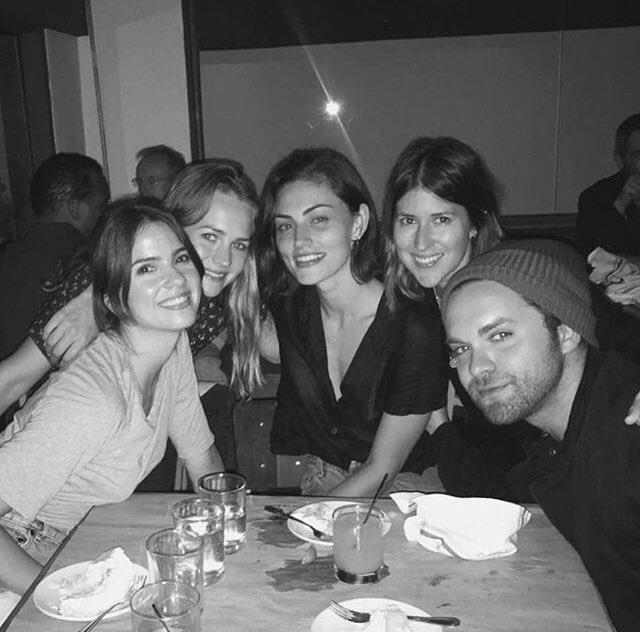 : Phoebe Tonkin avait posté cette photo sur son IG. Happy Birthday Phoebe