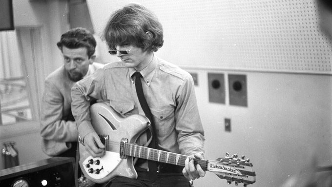 Happy Birthday to Roger McGuinn of The Byrds!