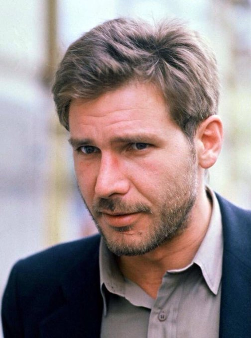 Happy birthday to my forever fave Harrison Ford, I hope 75 is good to you