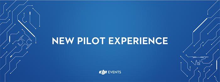 ドローンのイベント告知です!30名まで!講習と最新製品の体験会です!無料なのでお近くの方は是非~ #npe #dji #