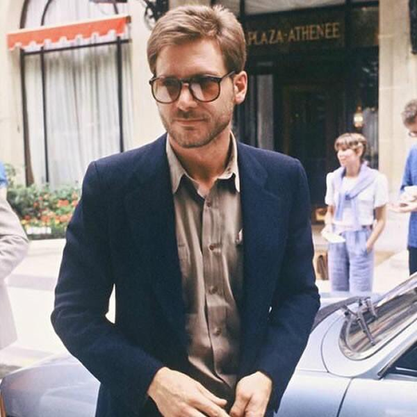Happy 75th Birthday Harrison Ford, it\s not the age but the  mileage