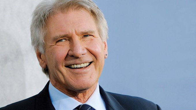 Happy Birthday Harrison Ford !  Meine erste große Liebe und Held meiner Jugend wird 75