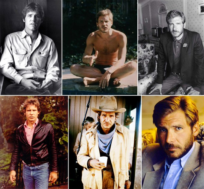 Happy 75th birthday to Harrison Ford!