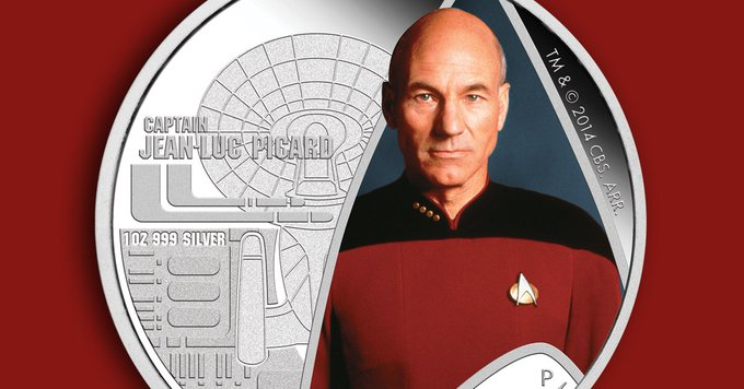 Happy 77th birthday to Sir Patrick Stewart OBE!