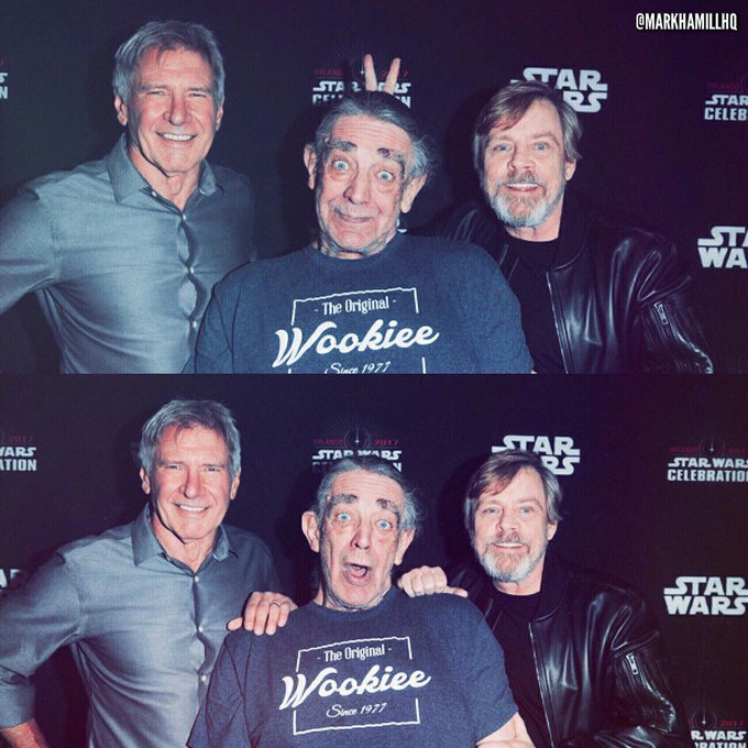 Happy Birthday Harrison Ford  Thank you for the incredible character!