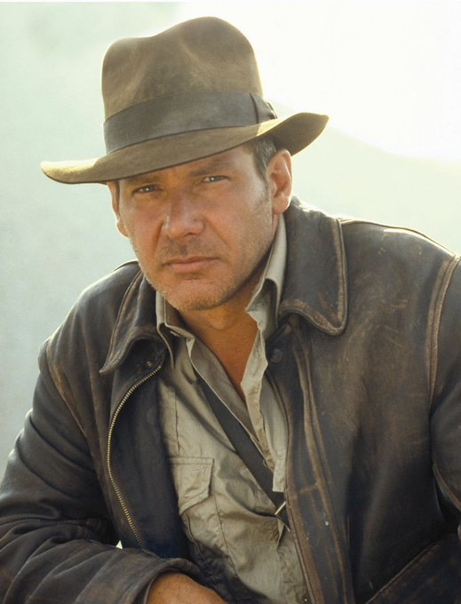 Harrison Ford , Happy birthday to 75 years old I will support you in the future