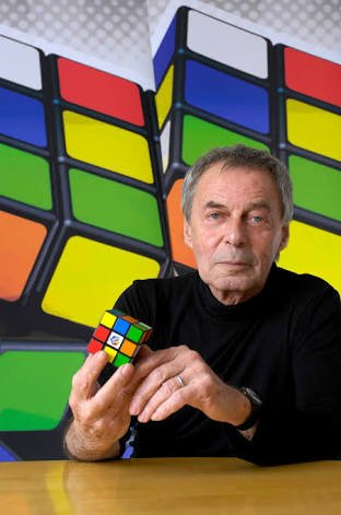 Happy Birthday Ern Rubik  The Rubik\s Cube was Invented by  Erno Rubik.